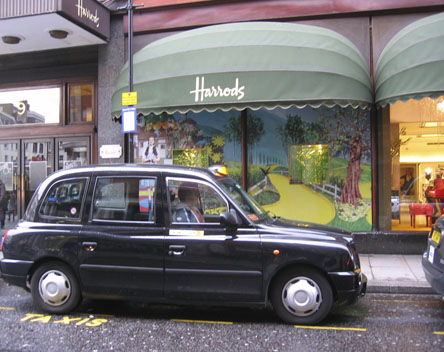 London calling jaima company for Door 4 harrods