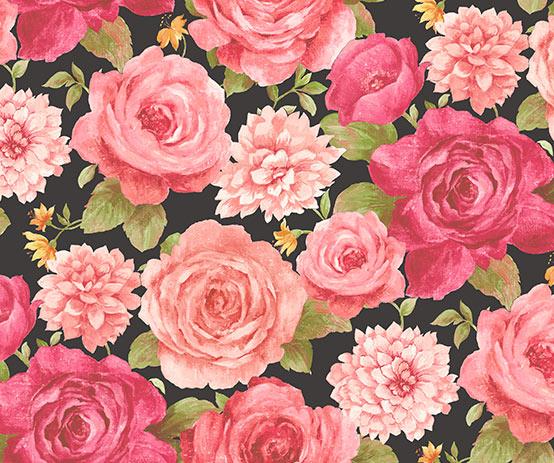 rosey-black