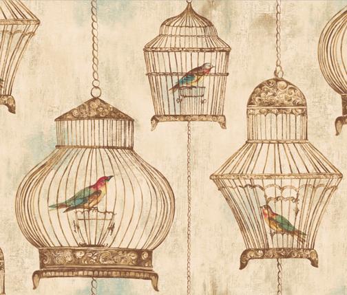 Pattern Of The Week Vintage Birdcages