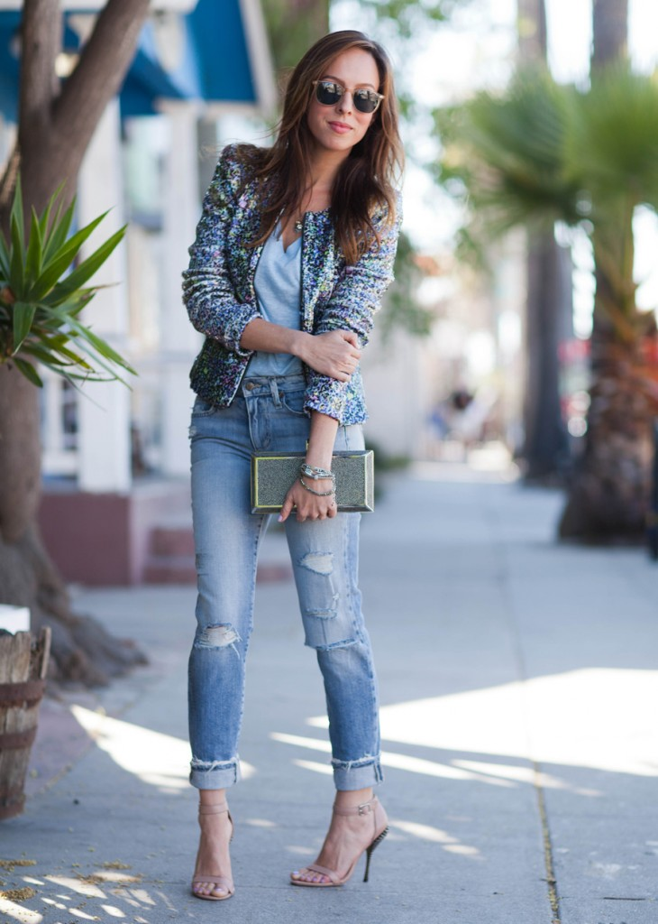 Sydne-Style-Joes-Jeans-sequin-jacket-vintage-reserve-jeans-ripped-denim-trend-old-navy-tees-street-style-venice