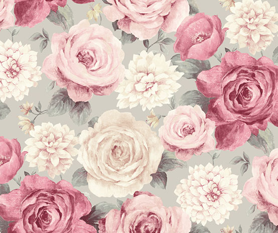 bllom rose gray