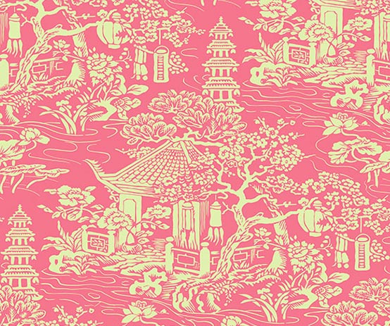 tomiko-toile-pink-lime